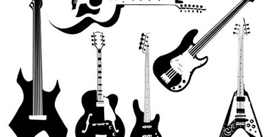 Фигуры гитар
