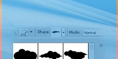 Фигуры облаков