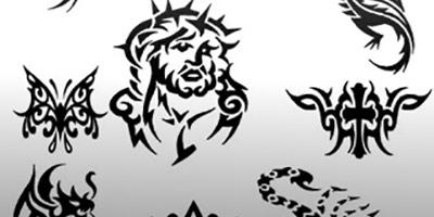 Фигура - Татуировки