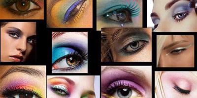 52 кисти для фотошопа - тени для глаз, макияж