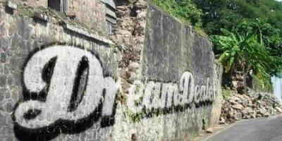 Рисуем граффити на стене