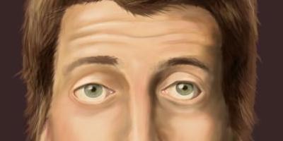 Рисуем лицо в фотошопе