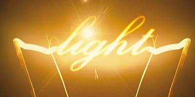 Классический light эффект