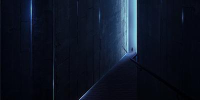 Создаем в фотошоп комнату в стиле Sci-Fi