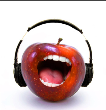 яблоко как получилось