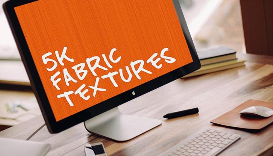 Набор текстур «Ткань»