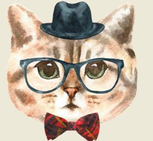 Клипарт «Кошки»
