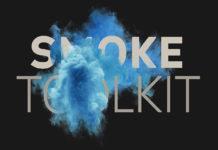 Набор фонов и объектов «Дым»