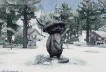 Универсальный зимний эффект в Photoshop
