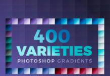 Набор градиентов «400 вариаций»