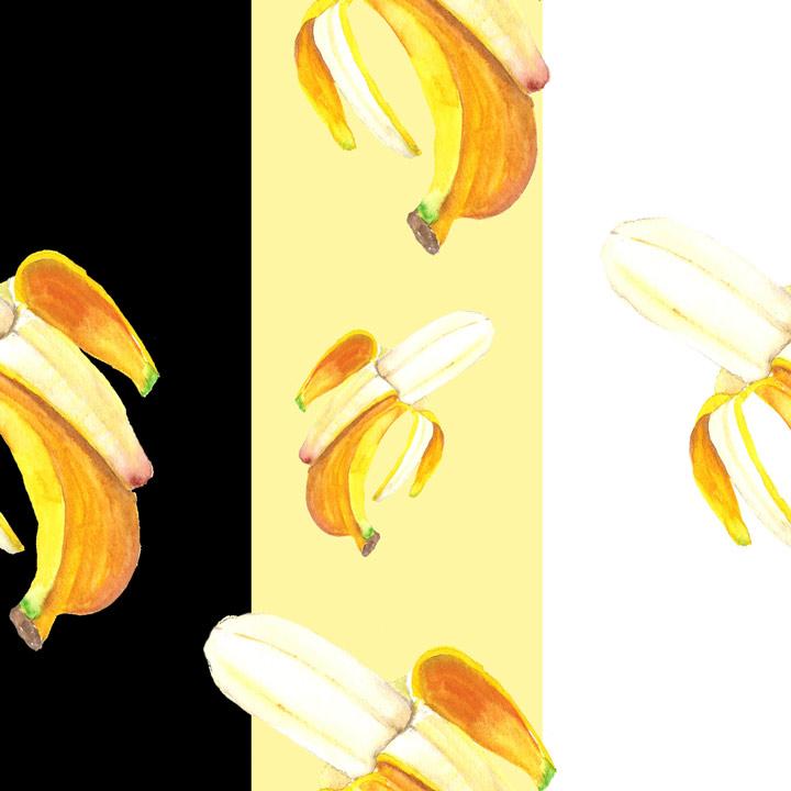 Набор текстур «Бананы»