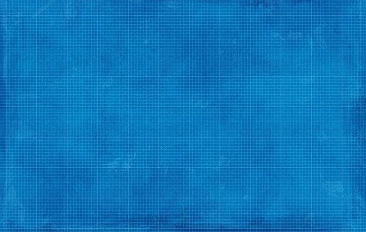 Текстура «Синяя миллиметровка»