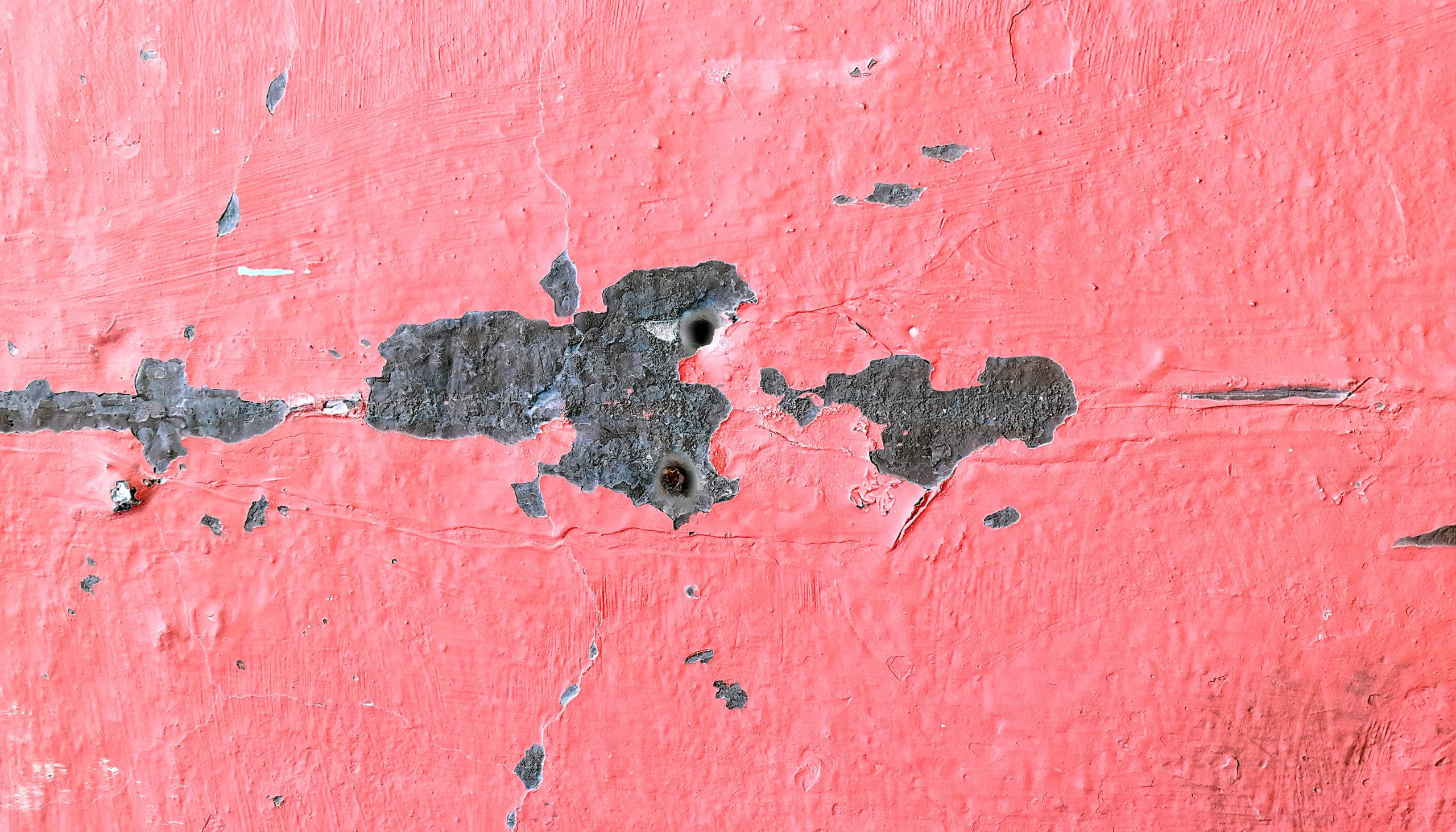 Набор текстур «Сколы на стене»