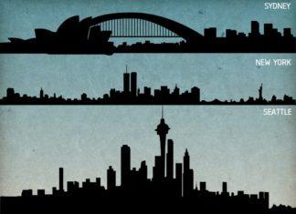 Набор фигур «Города»