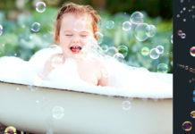 Набор оверлеев «Мыльные пузыри»