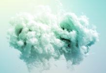 Набор фонов «Облака»