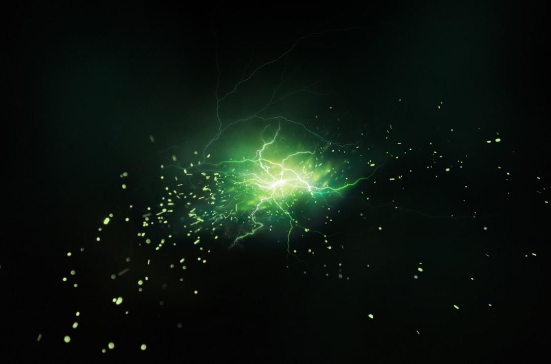Набор фонов  «Электричество»