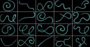 Набор оверлеев «Магические линии»