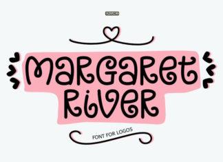 Шрифт Margaret River Латиница