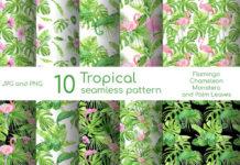 Набор текстур «Тропический рай»