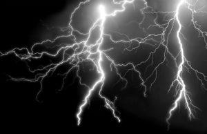 Набор оверлеев «Молния»