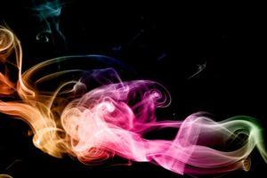 Как создать и использовать радужный эффект дыма в Photoshop