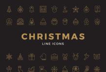 Набор иконок «Рождество»