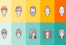 Набор иконок «Аватары»
