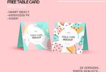 PSD-шаблон «Открытки-карточки»