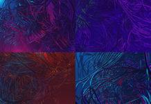 51 3D-фон и текстура для Photoshop