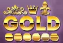 77 золотых стилей для фотошопа