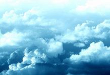 109 кистей с облаками для фотошопа