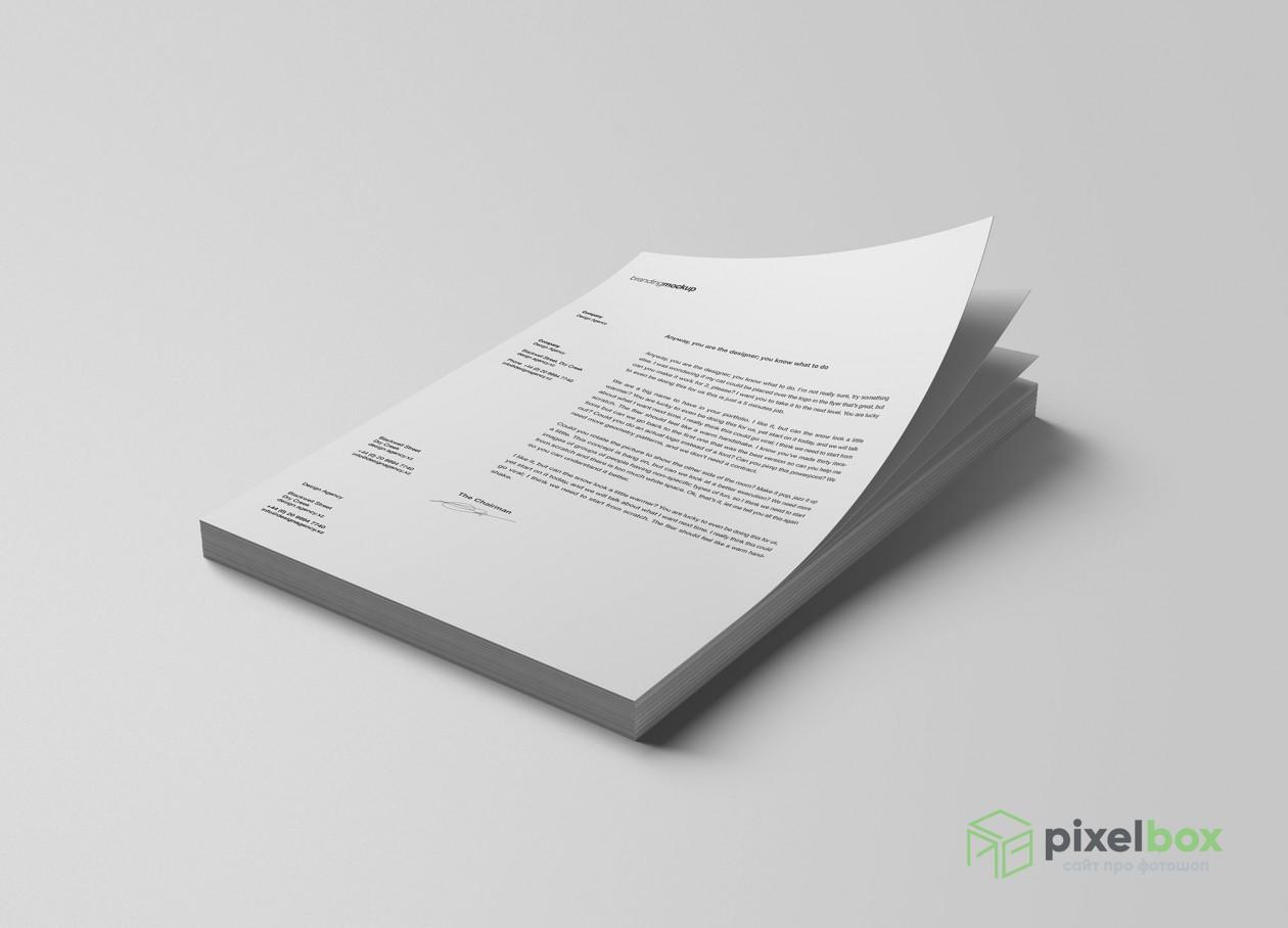 PSD-макеты листовок и объявлений