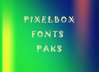 3 пака и 6000+ шрифтов для Photoshop и не только
