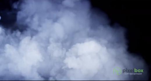 Футажи дым для творчества
