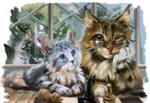 100 аватарок с котами для Steam
