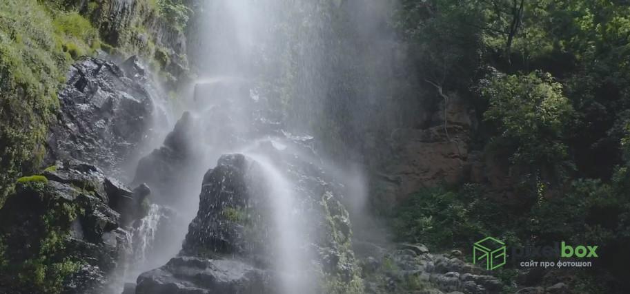Футажи Вода для различных видеопроектов