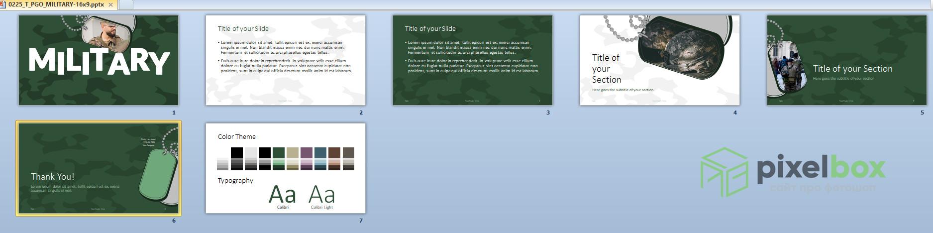 Шаблоны для презентации на тему Война