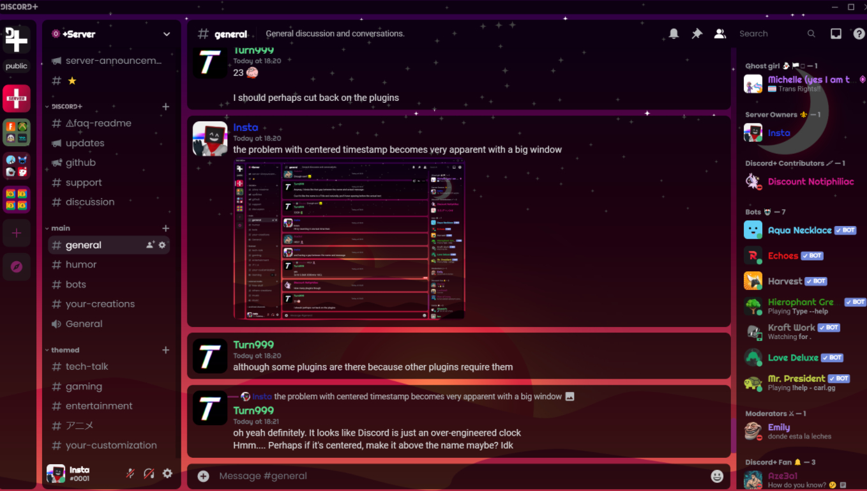 ТОП 10 лучших тем для Discord