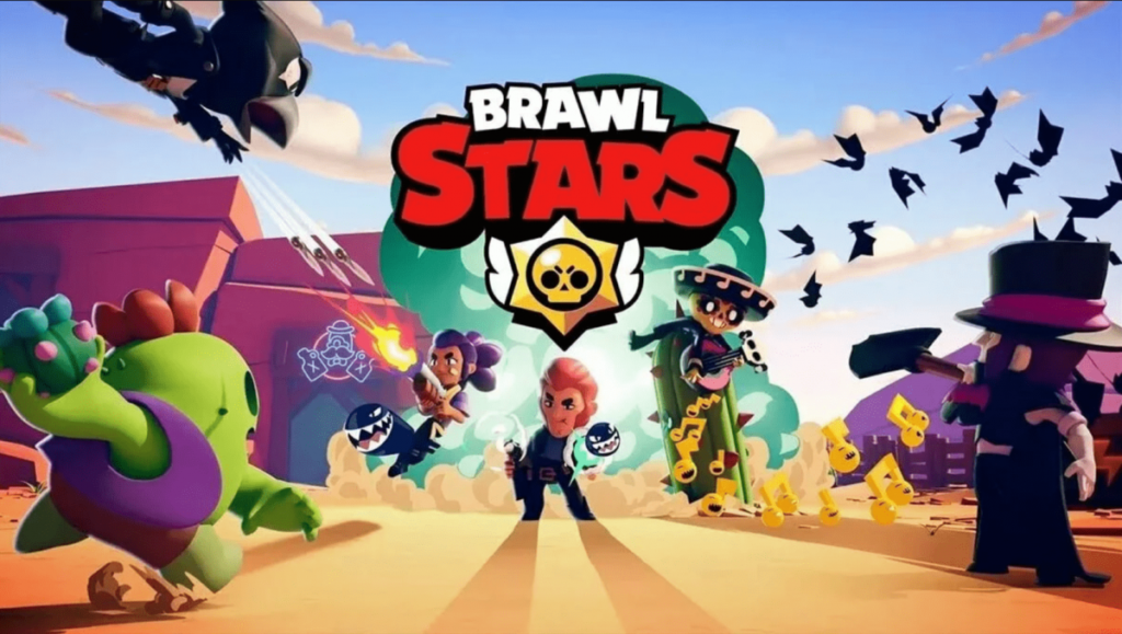 Браво Старс (Brawl Stars): шапки PSD и фоны для Youtube